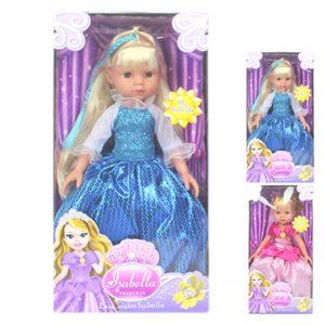 Տիկնիկ տուփով մոդել my Little Isabela Princess 2ձև